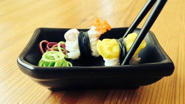 A może sushi?