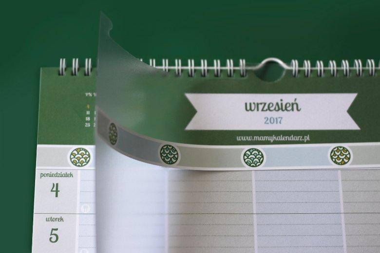 Kalendarze są nie tylko funkcjonalne, ale również pięknie wykonane z dbałością o każdy szczegół.