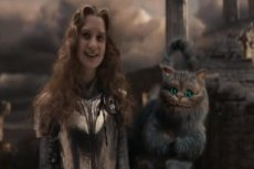 """Twórcy filmu o Lewisie Carollu uważają, ze autor """"Alicji w krainie czarów"""" był pedofilem. Na zdjęciu kadry z filmu """"Alice in Wonderland"""" w reżyserii Tima Burtona"""