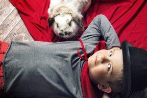 A może dziecko zafascynowane jest magią, czarami i uwielbia zwierzęta? To już dużo o nim informacji