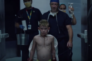 Dzieci walczące za rakiem nie są bezbronnymi istotami, ale wojownikami.