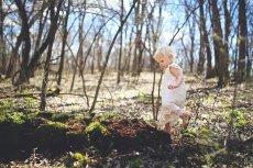 """""""Moja córka jest jak kobieca wersja Mowgli z Księgi Dżungli""""."""