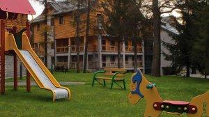Hotel Czarny Potok Resort & SPA w Krynicy-Zdroju - Plac zabaw
