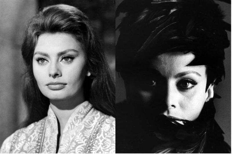 Liner Loren przeszedł do historii. Oczywiście nie każda z nas ma tak wielkie piękne oczy, ale makijaż jest godny naśladowania!