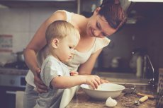 Wspólne gotowanie z dzieckiem to naprawdę cenne doświadczenie