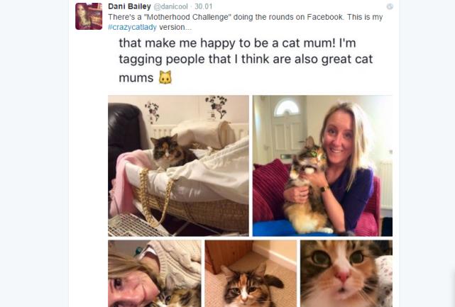 Dani Bailey / Twitter.com