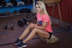Kasia Dziurska mistrzyni fitness.