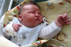 Rekordowo duży noworodek