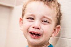 Ważne jest, by pozwolić dziecku wyrzucić z siebie negatywne emocje