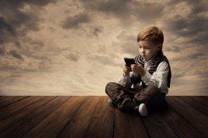 Telefon dla dziecka  w prezencie na Gwiazdkę