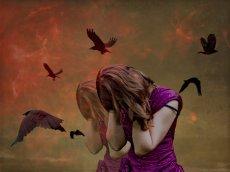 Fot. Flickr/[url=http://bit.ly/1QFpXSr]Hartwig HKD[/url] / [url= https://creativecommons.org/licenses/by-sa/2.0/]CC BY[/url]/Co piąta kobieta cierpi na depresję poporodową
