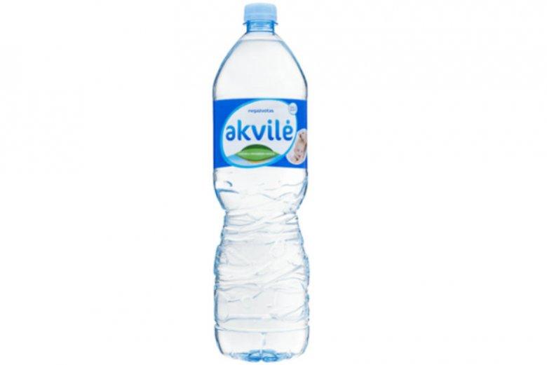 Woda Akvile jest odpowiednia dla mam karmiących piersią i niemowląt