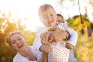 Szybko mija czas pielęgnowania, a wtedy zaczyna się długi okres wychowywania