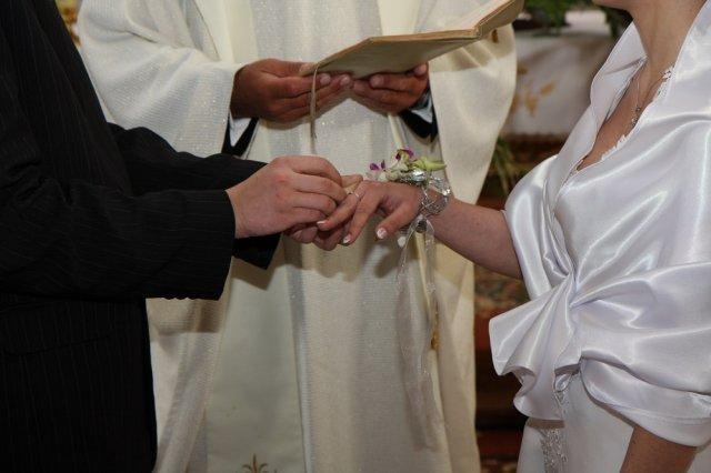 W prezencie ślubnym dostaje się nową rodzinę