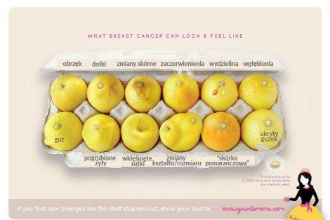 Kobiety wspierają się w walce z rakiem.