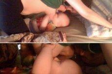 Matka opublikowała zdjęcie, po to by ostrzec inne kobiety przed podobnymi objawami.