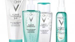 Produkty do oczyszczania, demakijażu i mycia skóry Purete Vichy/ apteki