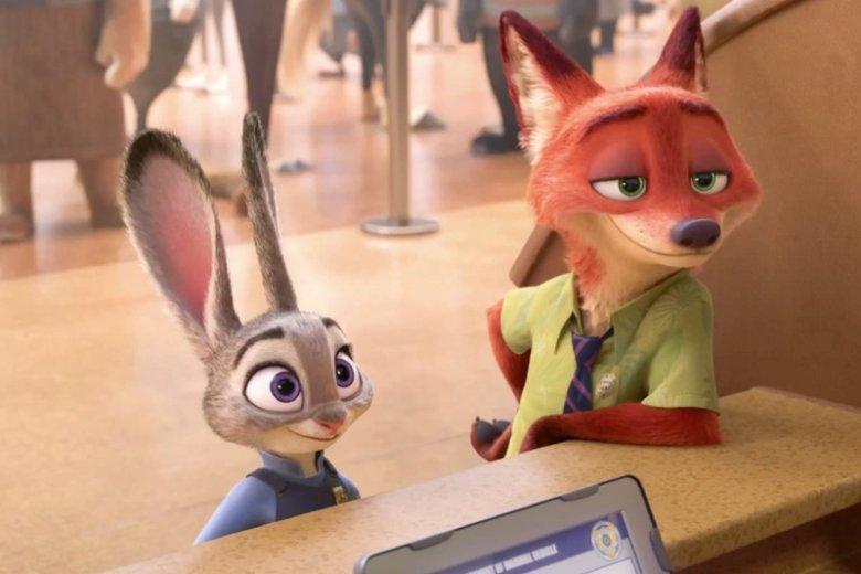 Przygody króliczki Judy Hopps i lisa Nicka Bajera w fantastycznej metropolii, Zwierzogrodzie, podbiły serca widowni w 2016 roku
