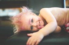 Dzieci potrafią przy każdej czynności zrobić kompletny bałagan.