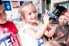Warsztaty fotograficzne dla dzieci to jedna z propozycji tego weekendu