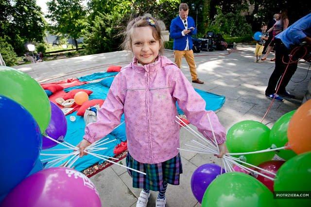 Ważnym celem projektu jest, aby podopieczni Akademii mogli poznać prawdziwą dziecięcą radość.