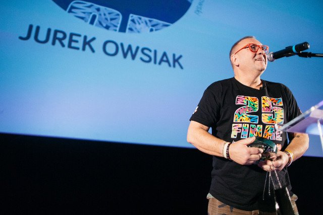 Jurek Owsiak przypomniał, że już niebawem kolejna edycja Wielkiej Orkiestry Świątecznej Pomocy