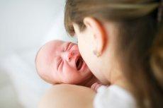 Matka powinna nosić dziecko na rękach jak najdłużej.