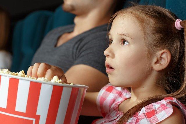 Współczesne filmy animowane idealnie nadają się do oglądania całymi rodzinami