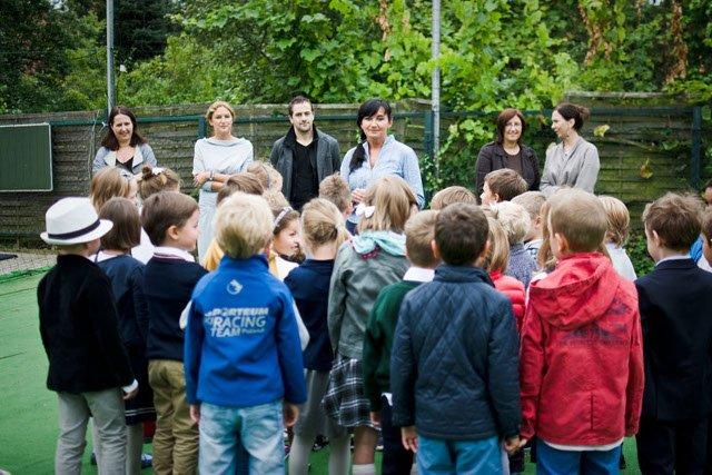 Wszystkie dzieci z przedszkola La Fontaine, mają zagwarantowane miejsce w szkole podstawowej