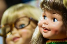 Dzieci majątyle innych możliwości, że lalki nie są już tak atrakcyjne